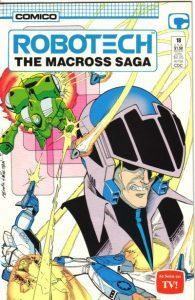 Robotech: The Macross Saga #18 (1987)