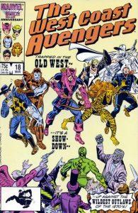 West Coast Avengers #18 (1987)