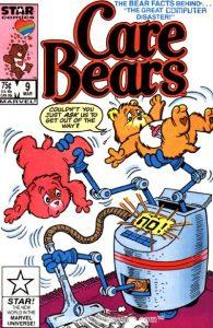 Care Bears #9 (1987)