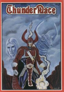 Thunder Mace #3 (1987)