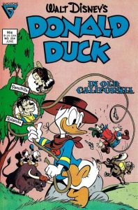 Donald Duck #254 (1987)
