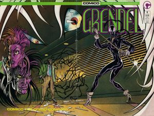 Grendel #6 (1987)