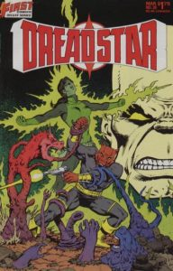 Dreadstar #29 (1987)