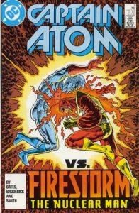 Captain Atom #5 (1987)