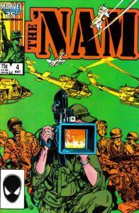 The 'Nam #4 (1987)