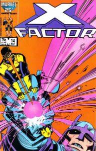 X-Factor #14 (1987)