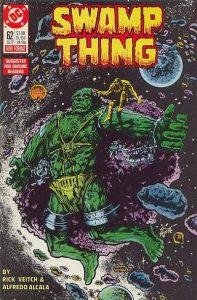 Swamp Thing #62 (1987)