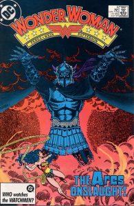Wonder Woman #6 (1987)