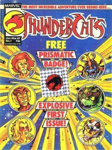 ThunderCats #1 (1987)
