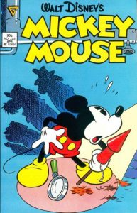 Mickey Mouse #225 (1987)