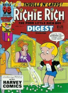 Richie Rich Digest Magazine #7 (1987)