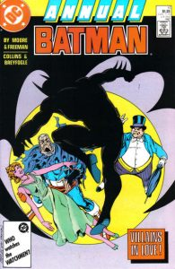 Batman Annual #11 (1987)