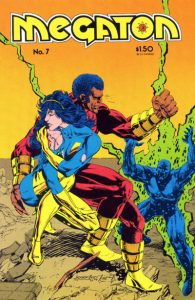 Megaton #7 (1987)