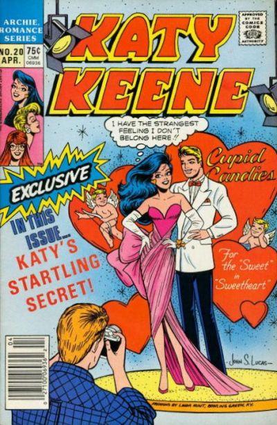 Katy Keene #20 (1987)