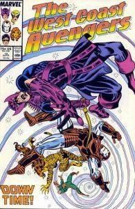 West Coast Avengers #19 (1987)