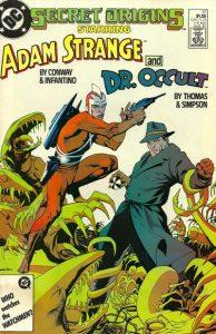 Secret Origins #17 (1987)