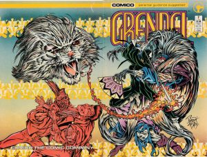 Grendel #7 (1987)