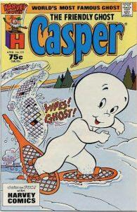 The Friendly Ghost, Casper #231 (1987)