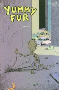 Yummy Fur #4 (1987)