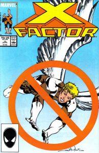 X-Factor #15 (1987)