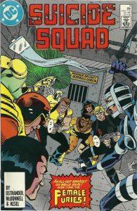Suicide Squad #3 (1987)