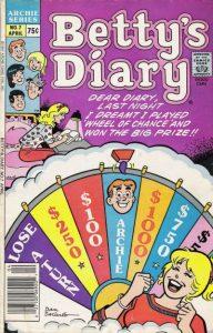 Betty's Diary #7 (1987)