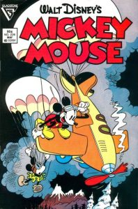 Mickey Mouse #226 (1987)