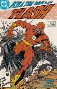 Flash #4 (1987)