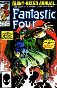 Fantastic Four Annual #20 (1987)