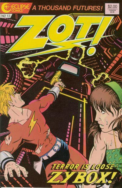 Zot! #13 (1987)