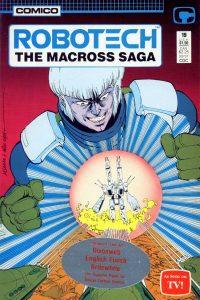Robotech: The Macross Saga #19 (1987)