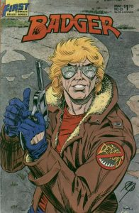 The Badger #23 (1987)
