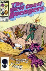 West Coast Avengers #20 (1987)