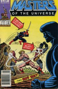 Masters of the Universe #7 (1987)