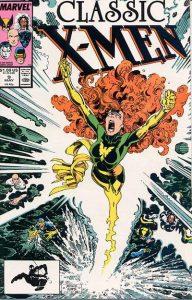 Classic X-Men #9 (1987)