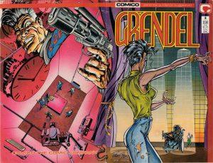 Grendel #8 (1987)