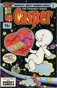 The Friendly Ghost, Casper #232 (1987)