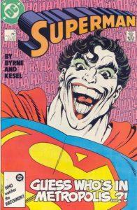 Superman #9 (1987)