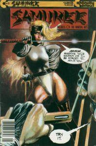 Samuree #1 (1987)