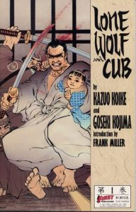 Lone Wolf and Cub #1 (1987)