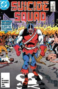 Suicide Squad #4 (1987)