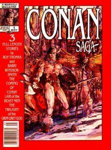 Conan Saga #1 (1987)