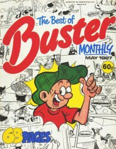 The Best of Buster Monthly #[May 1987] (1987)
