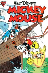 Mickey Mouse #227 (1987)