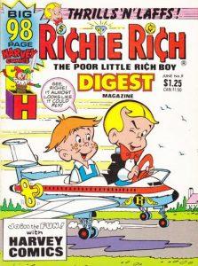 Richie Rich Digest Magazine #9 (1987)