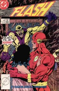 Flash #5 (1987)