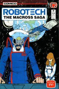 Robotech: The Macross Saga #20 (1987)