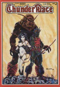 Thunder Mace #4 (1987)