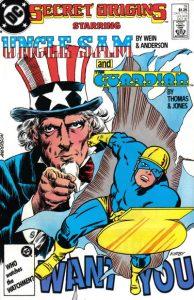 Secret Origins #19 (1987)