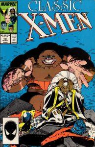 Classic X-Men #10 (1987)